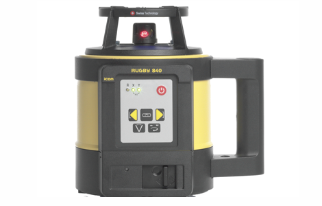Leica Rugby 840 Laser