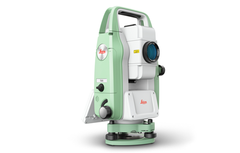 Leica TS03 Plus Manual Total Station