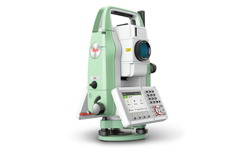 Leica TS07 Plus Manual Total Station