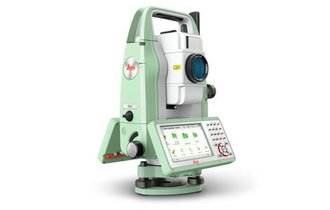 Leica Viva TS10 Manual Total Station