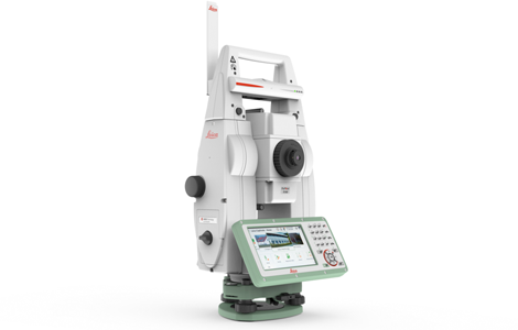 Leica Robotic Total Station TS13